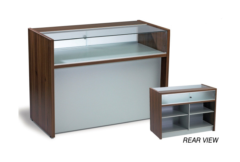 AC3 - 1/3 Glass Display Counter
