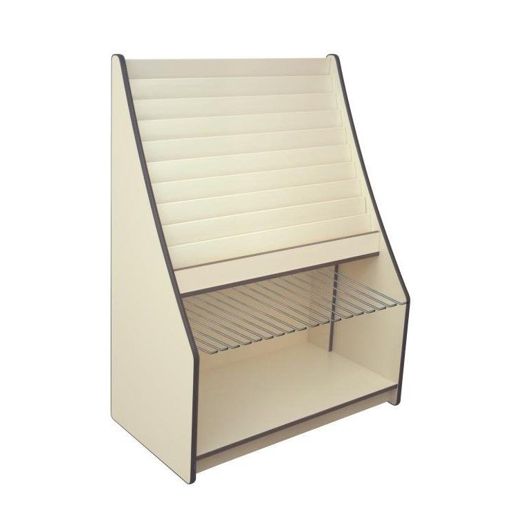 10 Tier Card & Gift Wrap Unit