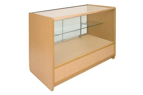 Loxley 2/3 Glass Counter