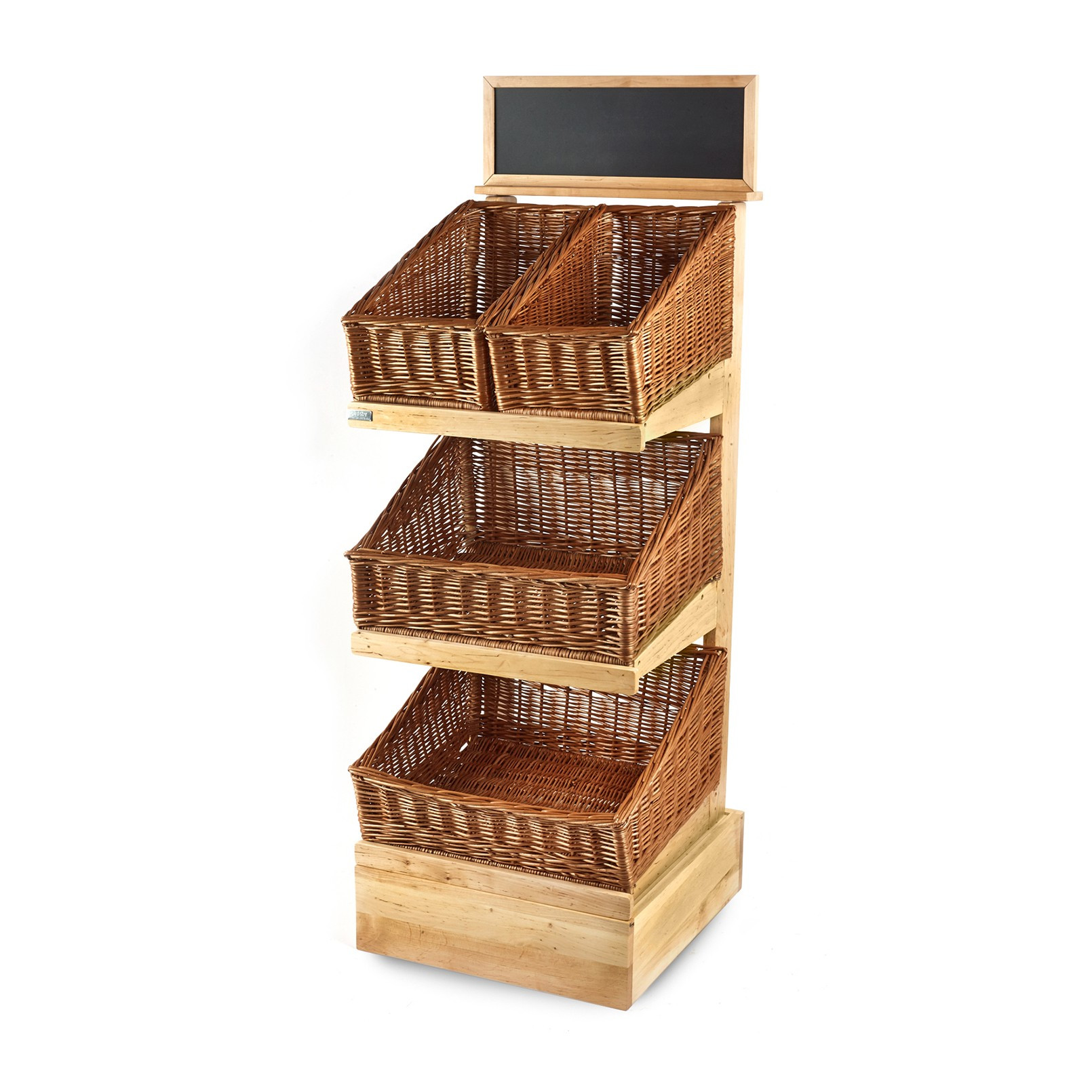 3 tier display stand (wooden stand only)