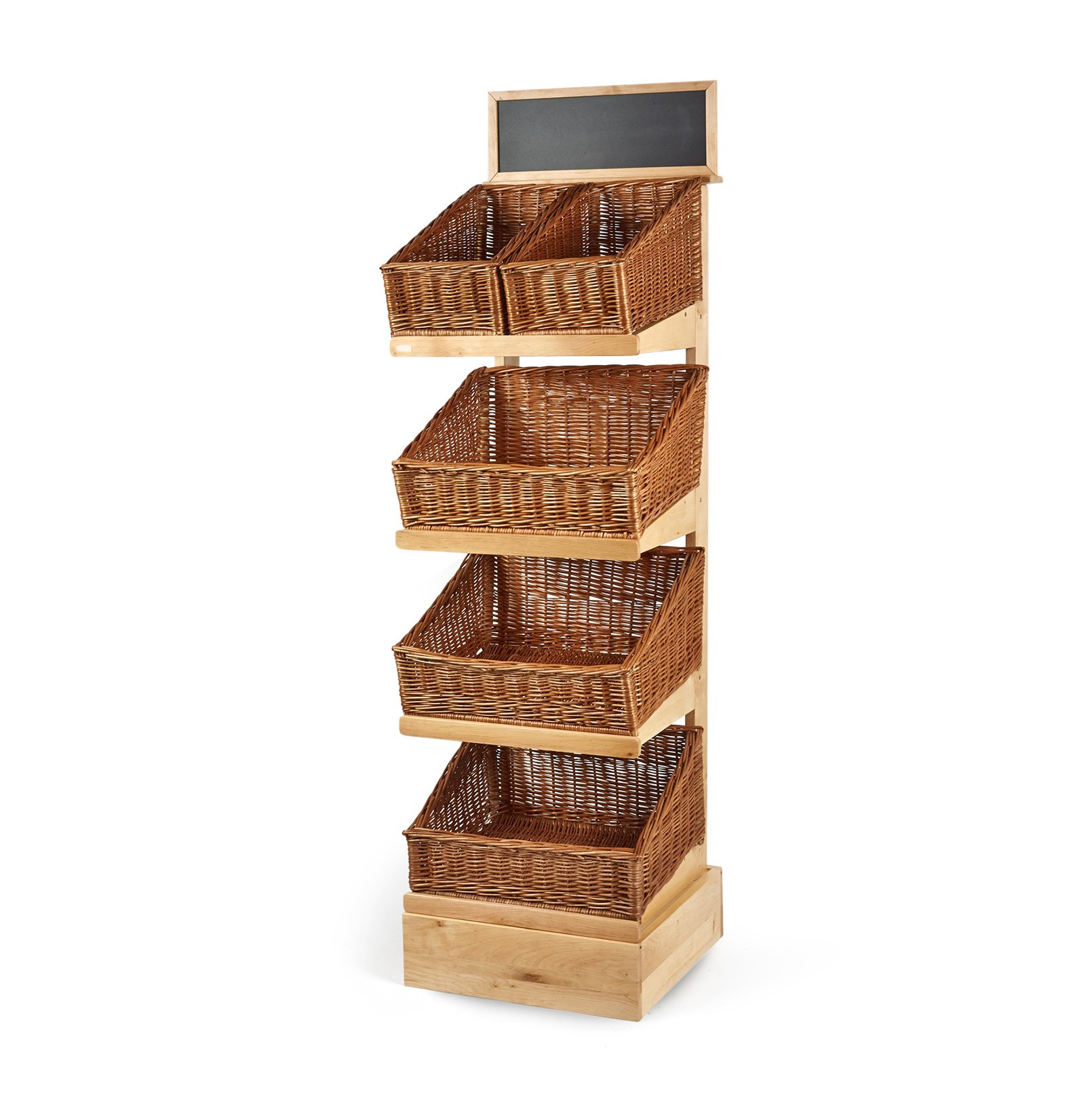 4 tier display stand (wooden stand only)