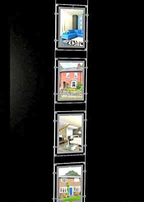 A3 Quad Portrait LED Light Panels