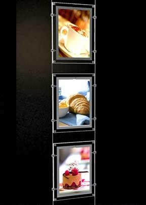 A3 Triple Portrait Light Panels