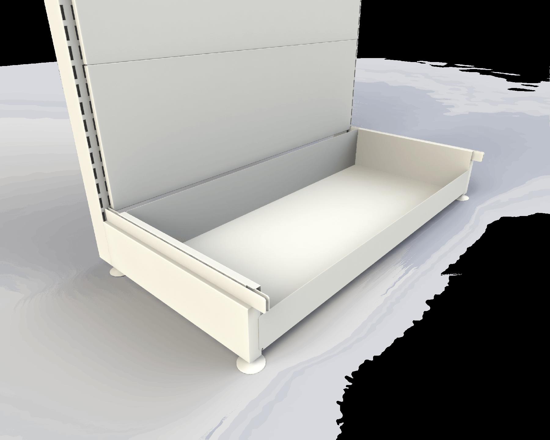 Bartuf inverted base tray