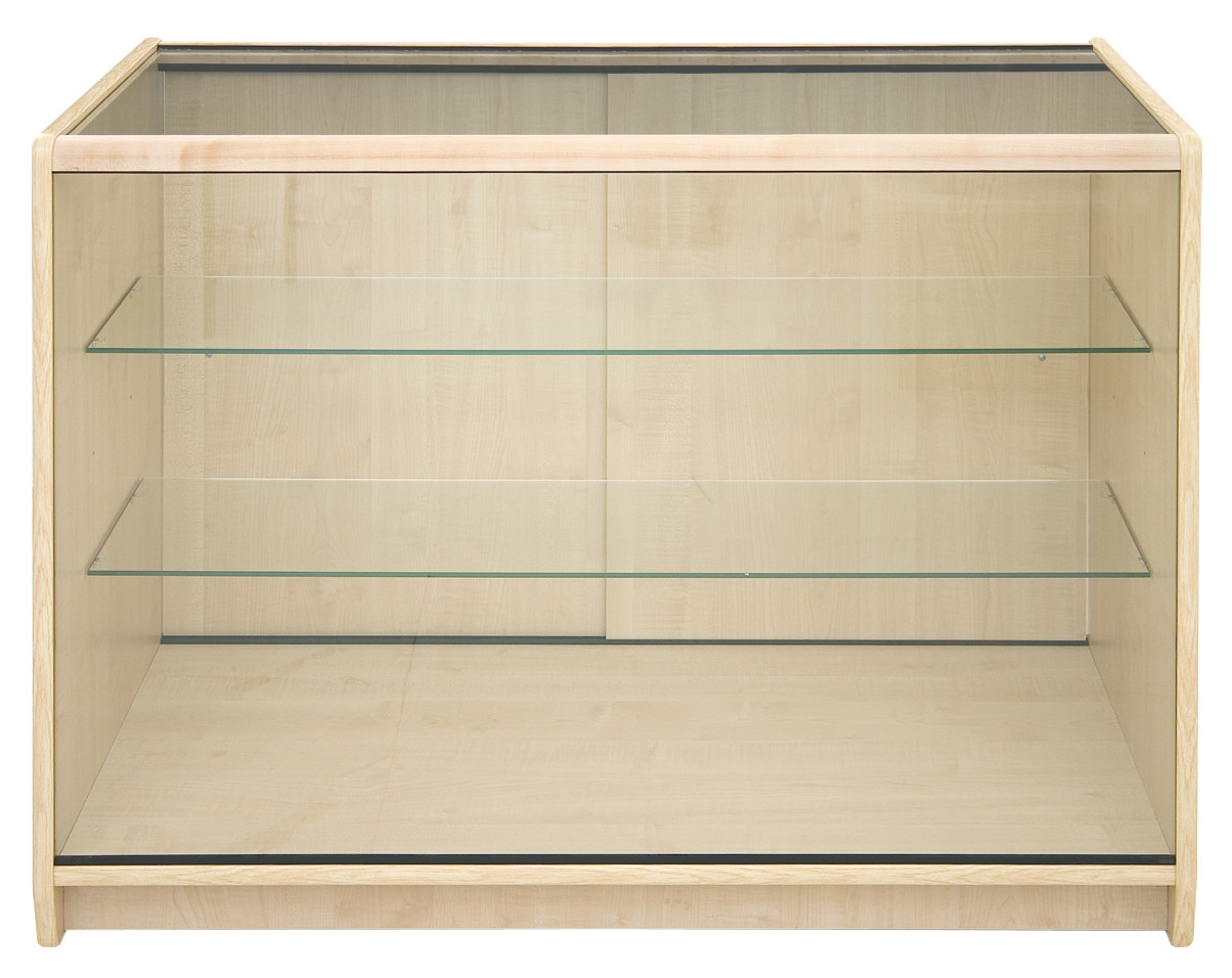 Full Glass Display Counter