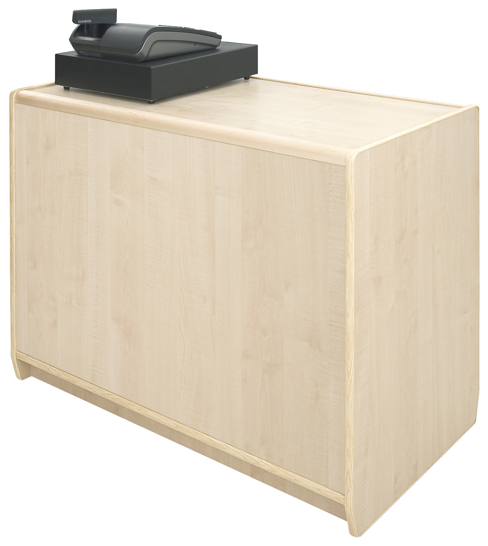Flat Pack Shop Display Counter