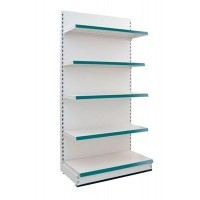 5 metres of GENERAL WALL SHELVING - SPECIAL OFFER