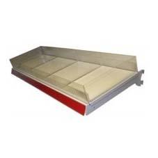 Perspex Dividers for Modular Shelving