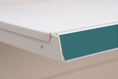Modular Shelving - Low Level Stationery / Confectionery Shelving