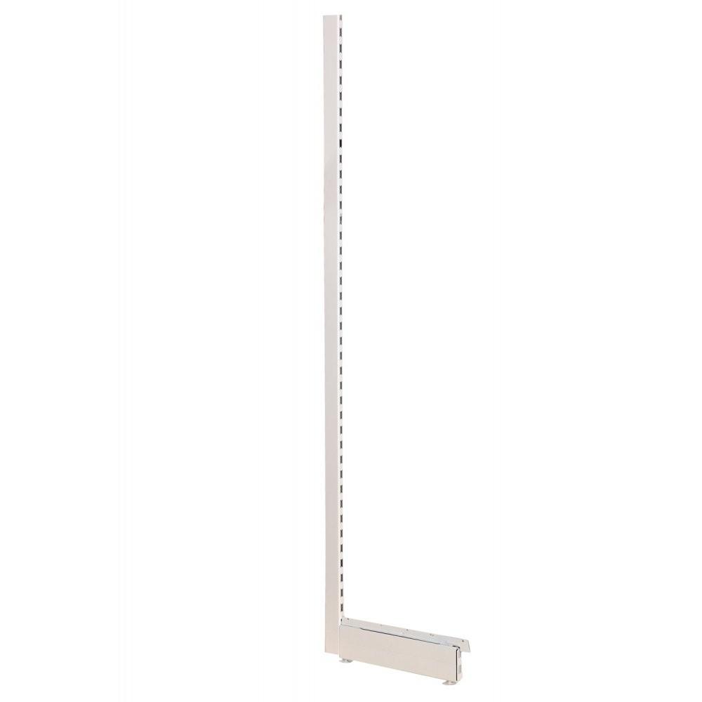 Modular Shelving - Wall Shelving Run End