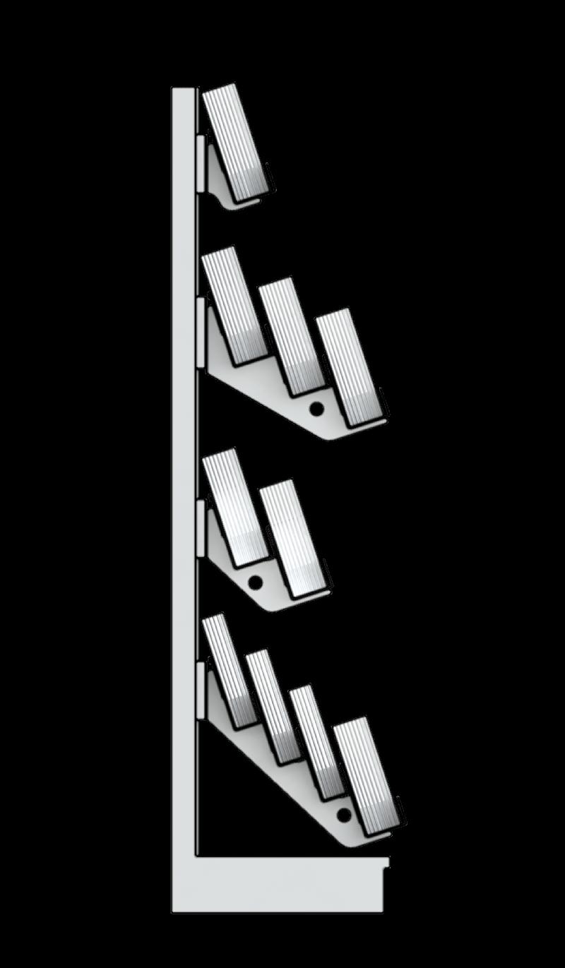 Bartuf 10 tier high volume magazine bay (A031079)