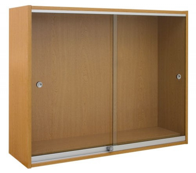 Loxley Wall Display Case