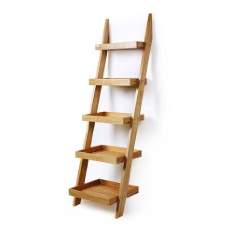 5 Tier Ladder Display Stand