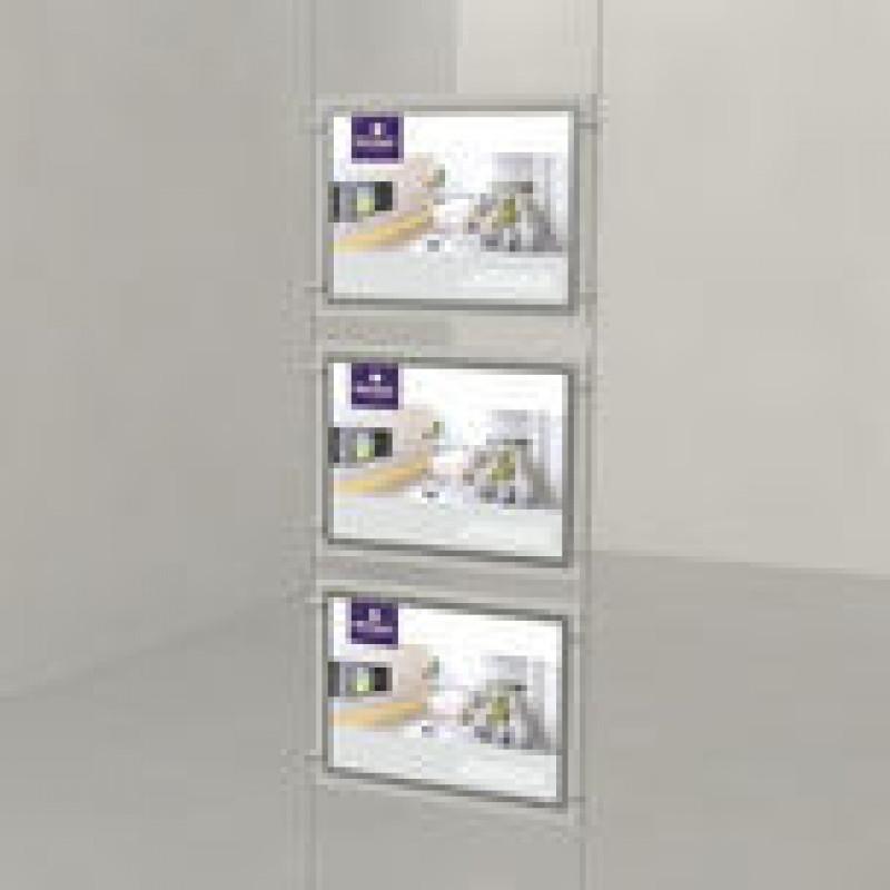 A2 Triple Portrait / Landscape Light Panels