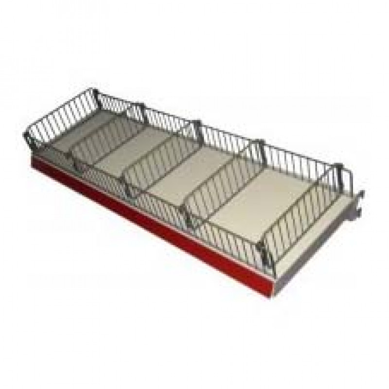 Wire Dividers for Modular Shelving