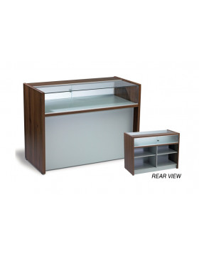 AC3 - 1/3 Glass Display Counter