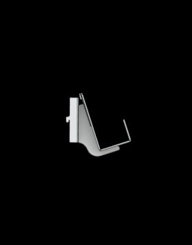 Bartuf - 1 Tier 120mm Magazine Shelf