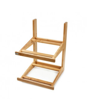 2 tier display stand (wooden stand only)