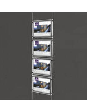 A3 Quad Landscape Light Panels