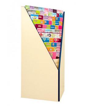Internal Corner Card Rack