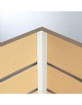 Slatwall Fixed 90 Degree Corner | Profile