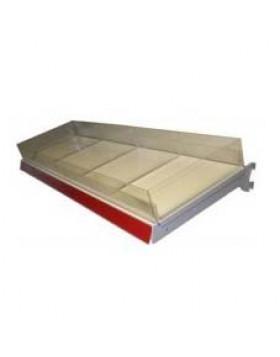 Perspex Risers for Modular Shelving