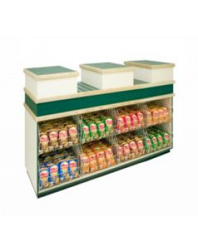Sherwood Epos/Convenience Crisp Display Counter