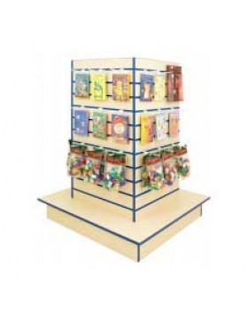 Tower Gondola Slatwall Unit