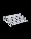 Bartuf 3 tier magazine shelf (A011009)
