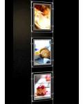 A4 Triple Portrait / Landscape Light Panels