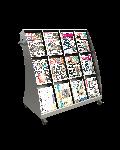 Bartuf slimline outside news - 12 facing (B001287)