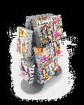 Bartuf Micro Magazines Display